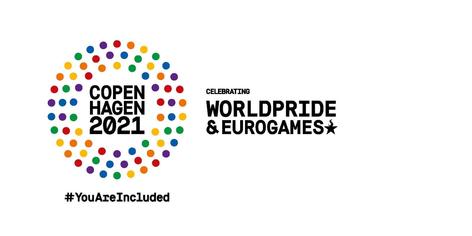 Worldpride and Eurogames - Copenhagen 2021