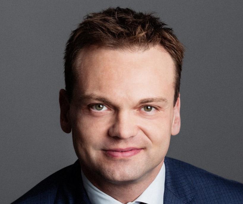 Peter Goll, kommunikationsdirektør i Københavns Lufthavne A/S