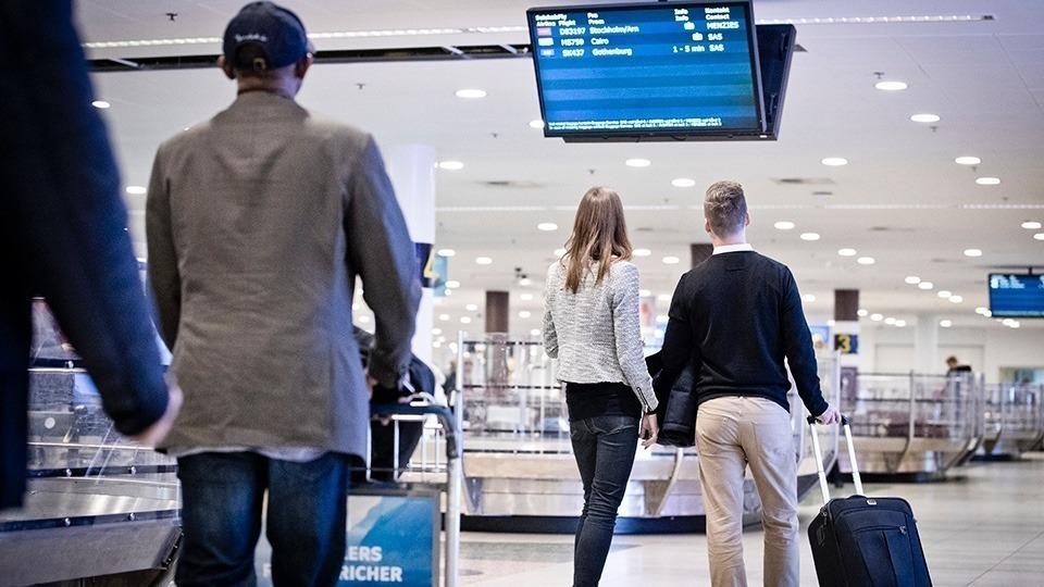 Hjemkomst - Københavns Lufthavn