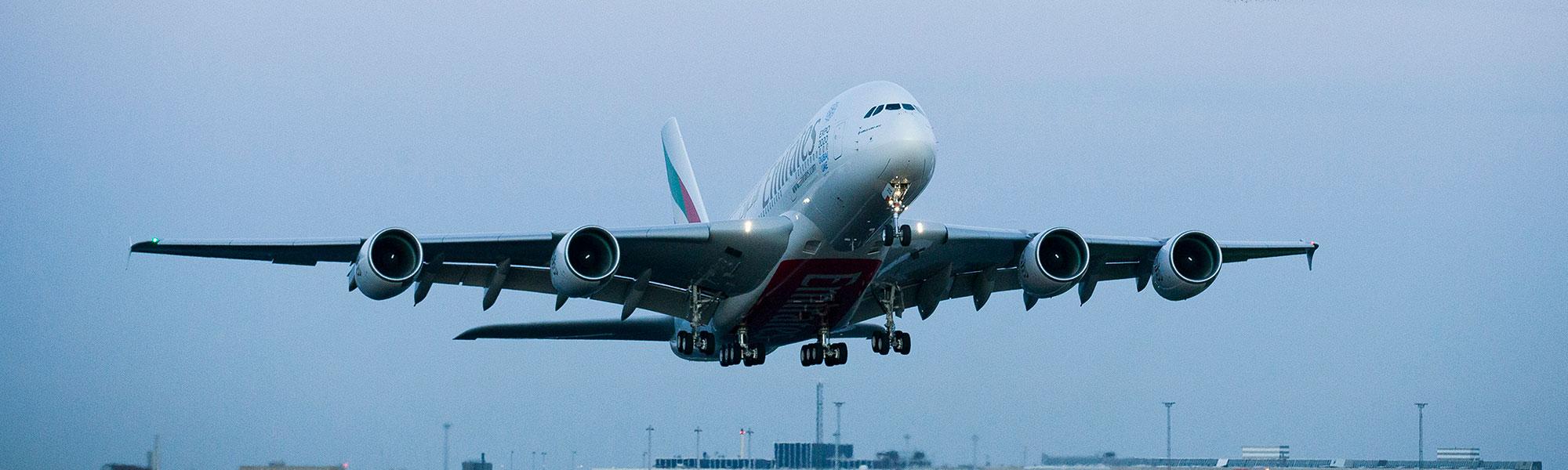 Emirates - Takeoff