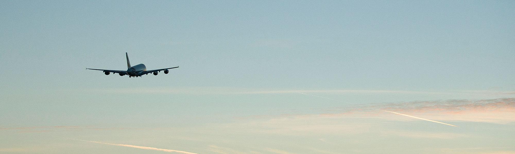 Takeoff - Copenhagen Airport