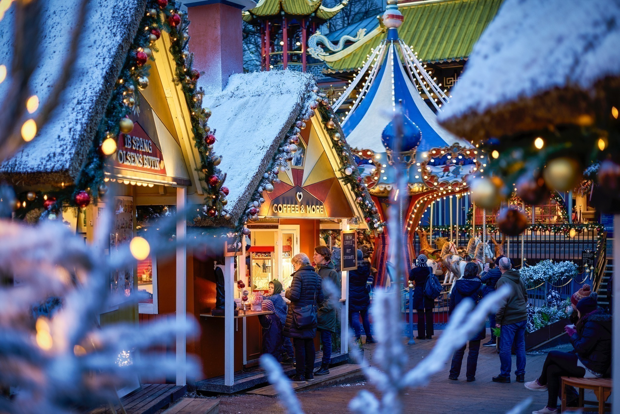 A must-visit destination for Christmas shopping